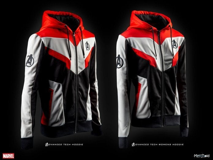 945811c71 Avengers Advanced Tech Hoodies Are as Awesome as They Sound