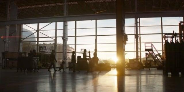 Avengers Endgame Hawkeye Ronin Renner
