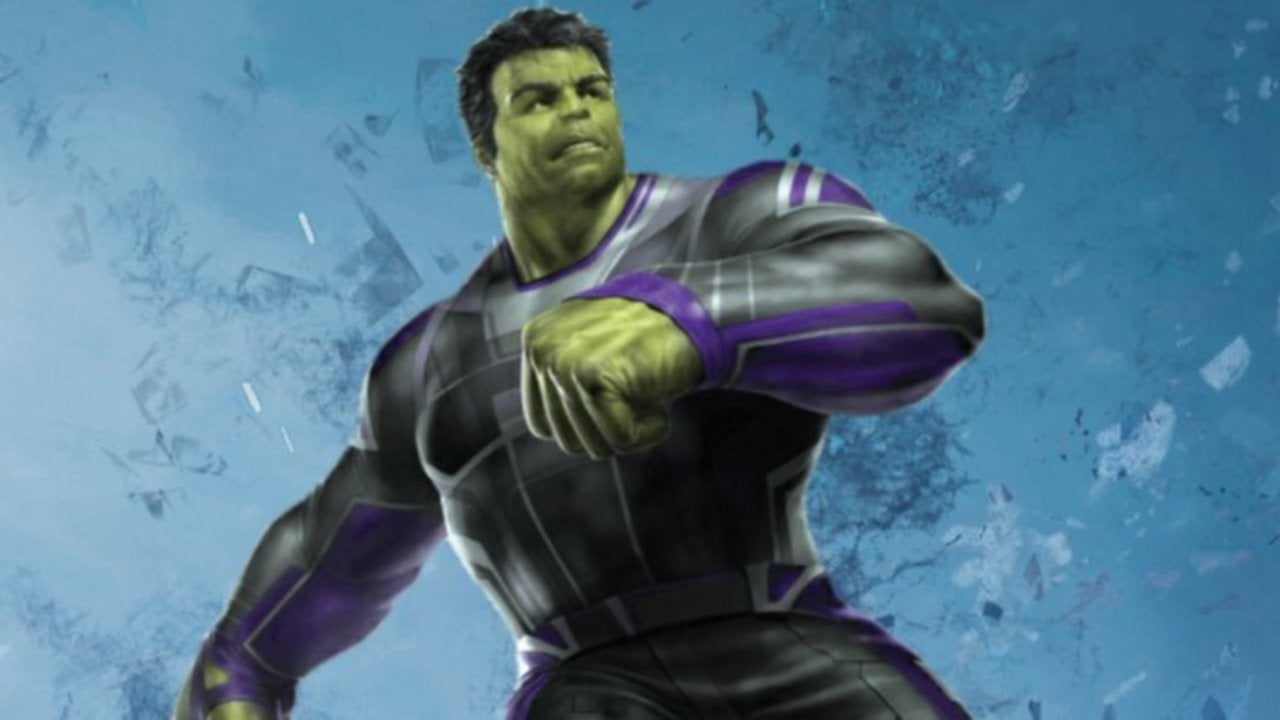 'Avengers: Endgame' Spoilers About the Hulk and Bruce Banner Revealed