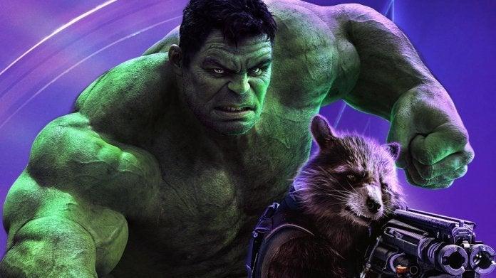 Avengers Endgame Hulk Rocket Raccoon comicbookcom