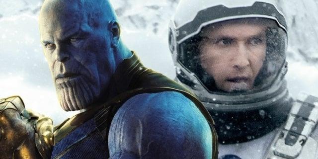 avengers endgame interstellar