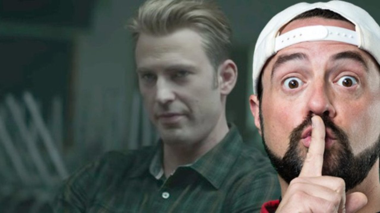 Kevin Smith Reacts to New 'Avengers: Endgame' Footage