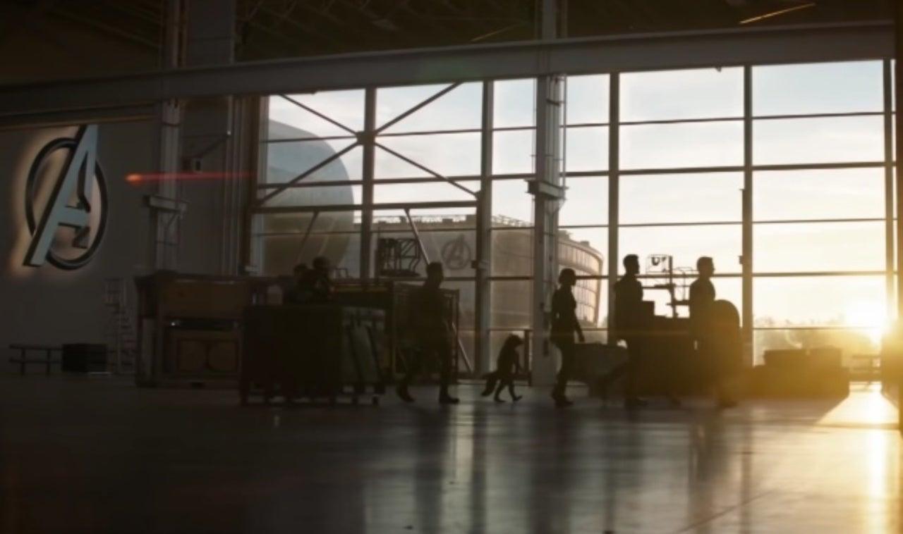 'Avengers: Endgame': Ronin Found Hidden in TV Spot