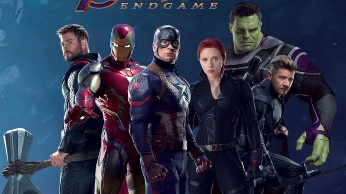avengers endgame new costumes official photo