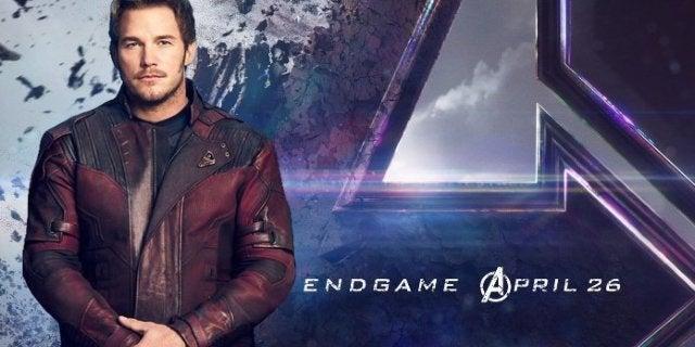 Avengers Endgame Star-Lord