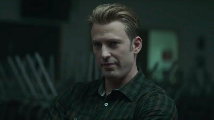 Avengers Endgame Steve Rogers Chris Evans