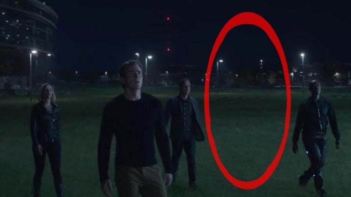 Avengers Endgame Super Bowl Trailer Missing Character Edited Out