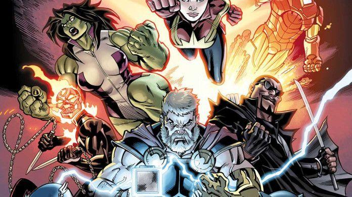 Avengers Free Comic Book Day 2019
