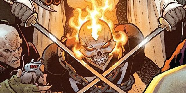 Avengers Ghost Rider
