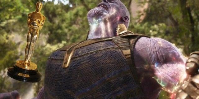 Avengers Infinity War Oscars Snub Reactions