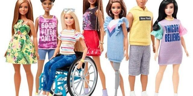 barbie wheelchair prosthetics