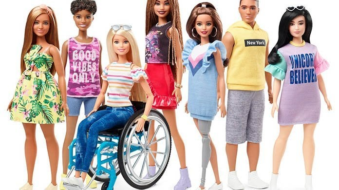 barbie wheelchair prosthetics