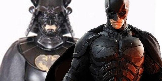 batman armor samurai
