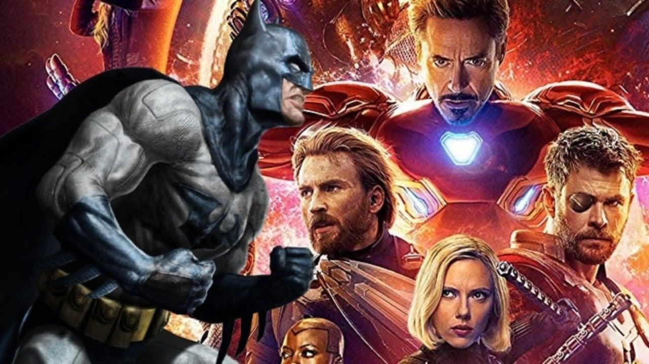 Bootleg 'Avengers' Figure Has Batman Joining Earth's Mightiest Heroes