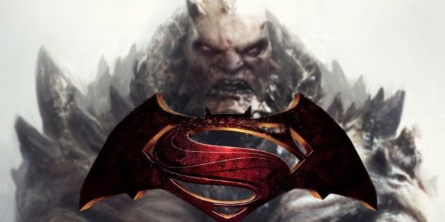 Early 'Batman v Superman' Concept Art Reveals a Much Different Look for Doomsday