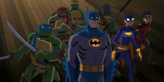 batman vs tmnt