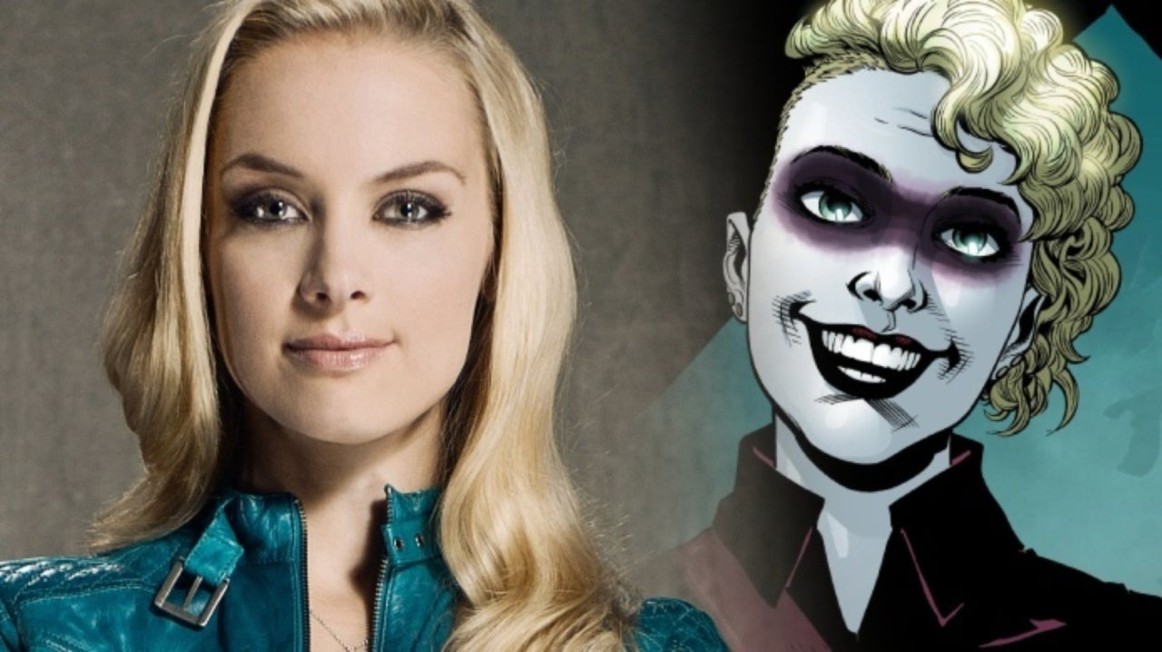 Rachel Skarsten to Appear As Red Alice