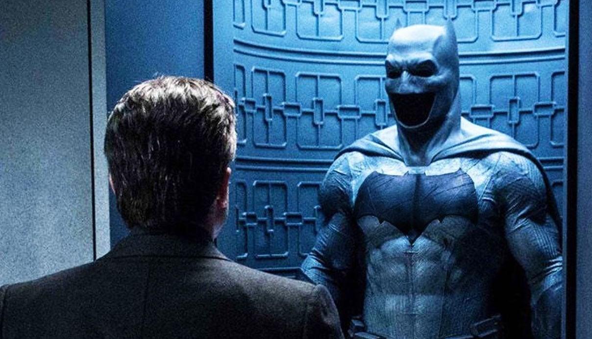 Ben Affleck Retires Batman Cape Cowl Jimmy Kimmel