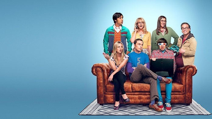 big bang theory cbs