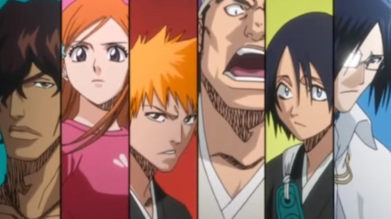 Crunchyroll Shares All 'Bleach' Opening, Ending Themes in High Quality