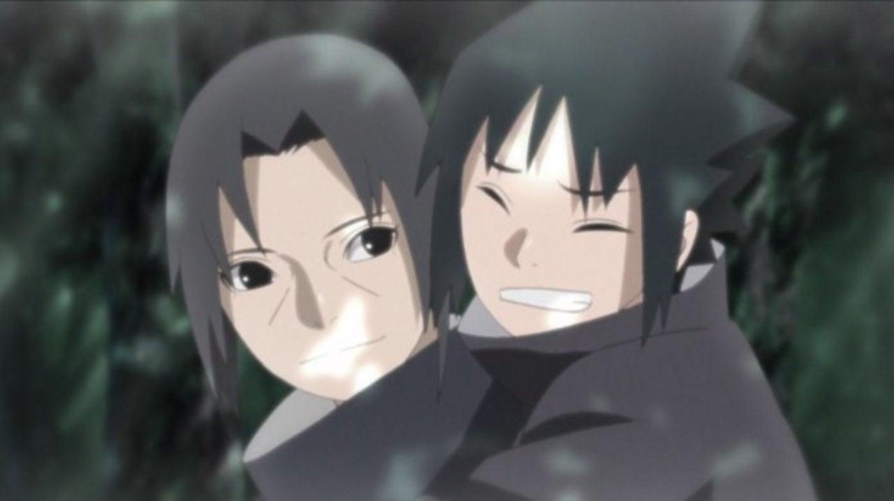 Boruto' Shares Emotional Sasuke, Itachi Flashback