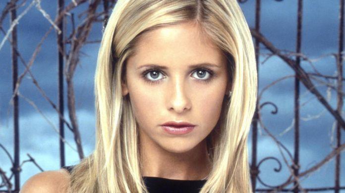 Buffy Sarah Michelle Gellar