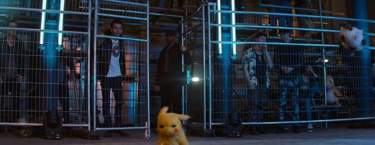 cage battle