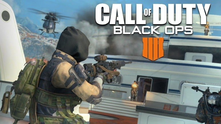 Call of Duty Black Ops 4 Close Quarters Frenzy Treyarch