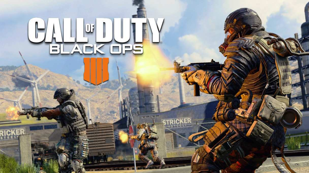 Call of Duty Black Ops 4 Double XP Treyarch