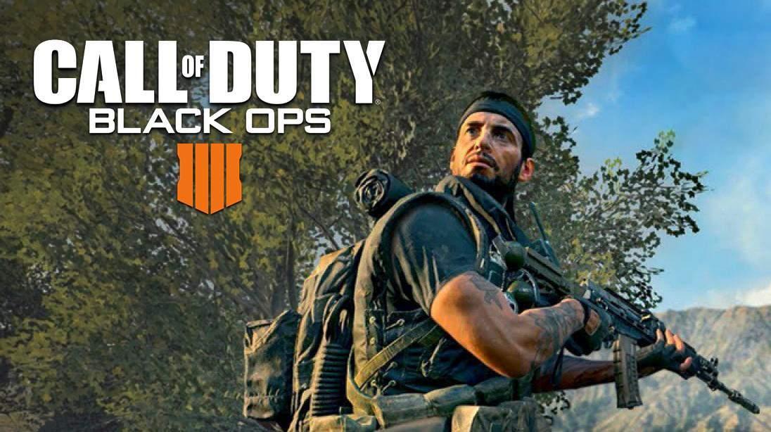 Call of Duty Black Ops 4 Treyarch Team Deathmatch