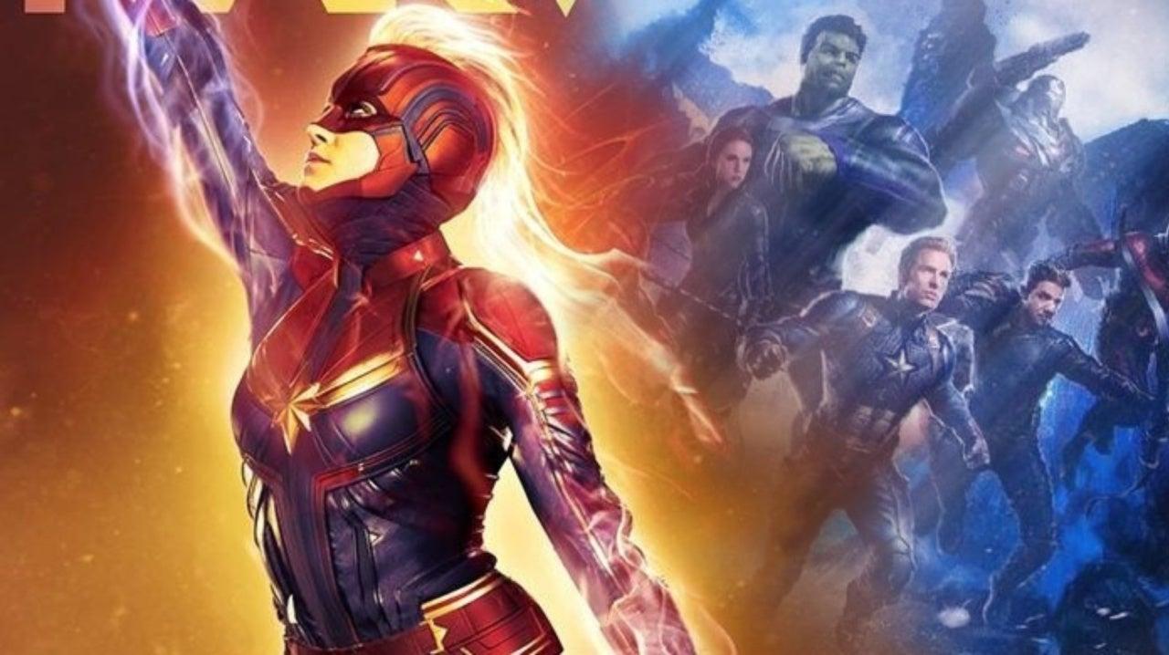 avengers: endgame': does spoiler reveal when 'captain marvel