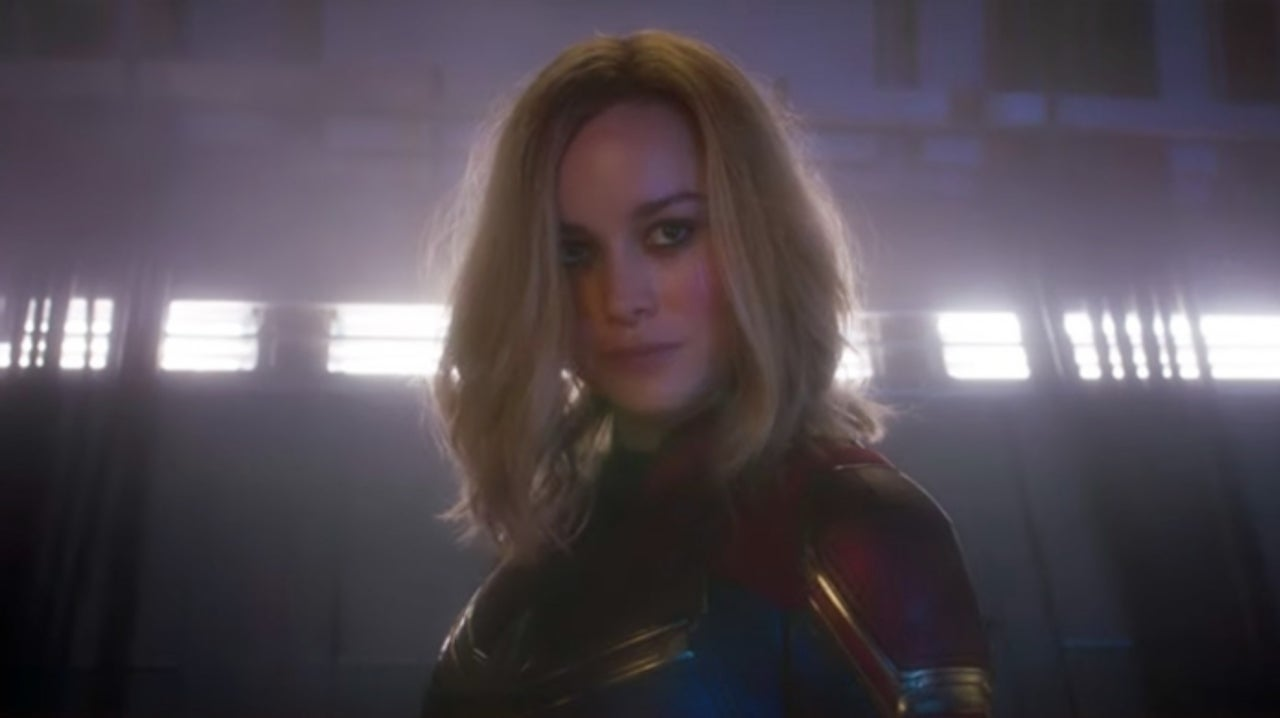Early 'Captain Marvel' Concept Art Shows Vastly Different Look for Carol Danvers
