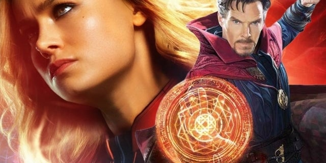 'Captain Marvel' Theory Says Dr. Strange Will Make An Appearance
