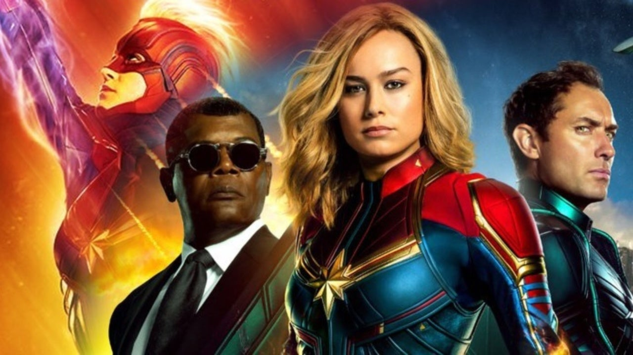 Brie Larson Didn't Know The Avengers Were In The Captain Marvel Post Credits Scene She Filmed