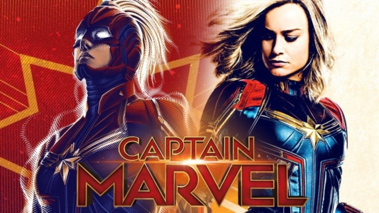 Captain Marvel Featured Two Scenes Pulled Directly From The Comics