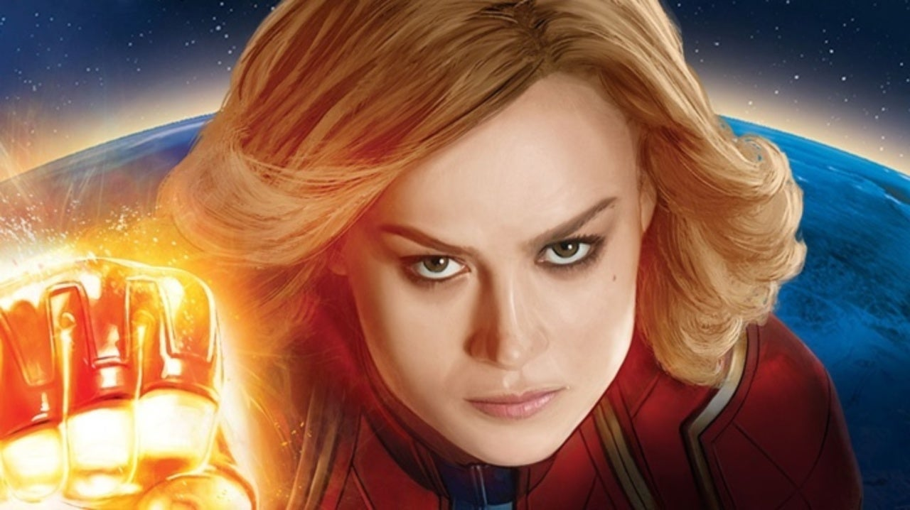 Captain Marvel Opening Night Box Office Numbers Are Officially Out