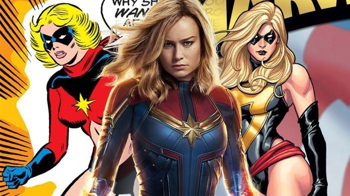 Captain-Marvel-Ms-Marvel-Costumes
