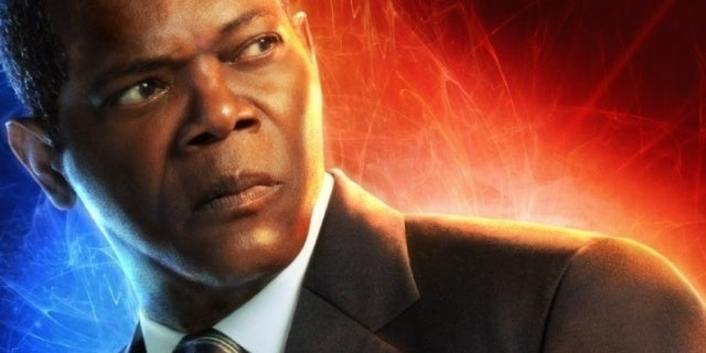 captain marvel nick fury samuel l jackson