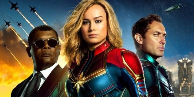 Captain-Marvel-Nick-Fury-Samuel-L-Jackson-Brie-Larson