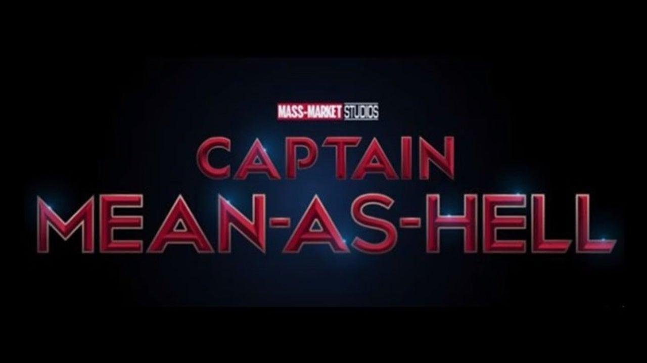 Captain Marvel Parody