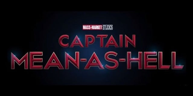 'Captain Marvel' Gets A Hilarious Mean-As-Hell Parody