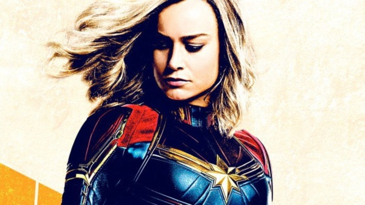 'Captain Marvel' Becomes the 10th Biggest Comic Book Movie of All Time