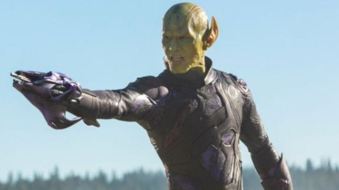 Captain Marvel Skrulls