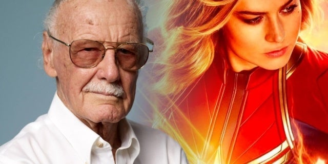 'Captain Marvel' Opens With A Stan Lee Tribute