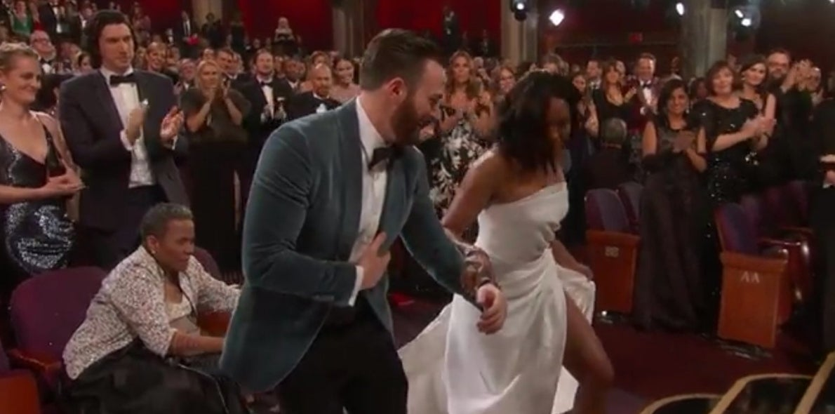 chris-evans-regina-king-oscars