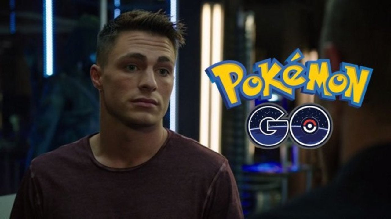 'Arrow' Star Colton Haynes Bailed on Tyler Hoechlin's Super Bowl Party to Play 'Pokemon Go'