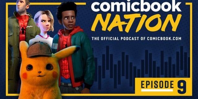 Comicbook Nation 9 Oscars 2019 Recap Pokemon Detective Pikachu Trailer Easter Eggs