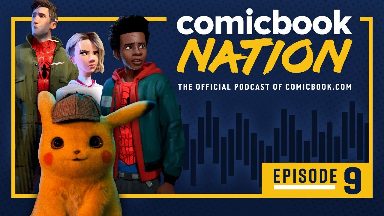 Comicbook Nation 9 Oscars 2019 Recap Pokemon Detective Pikachu Trailer Easter Eggs