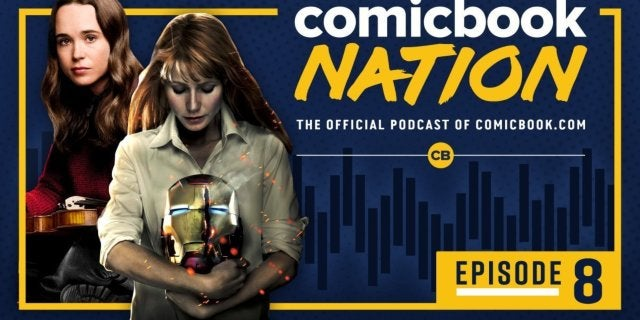 Comicbook Nation Podcast 8 - Umbrella Academy Reveiew