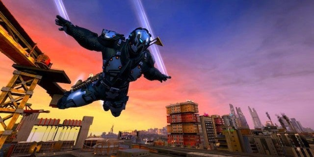 'Crackdown 2' Now Free And Backwards Compatible on Xbox One